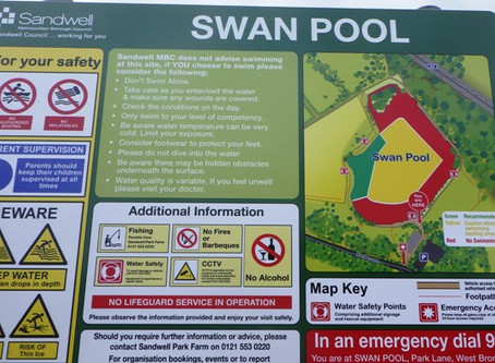 Outdoor Swimming Society Help Liberate Swimmers