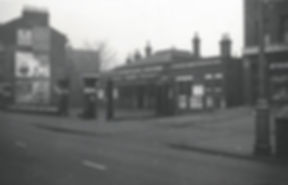 Swimming History London CROYDON. ​  Public Bath, Scarbrook Road. One family bathing club.