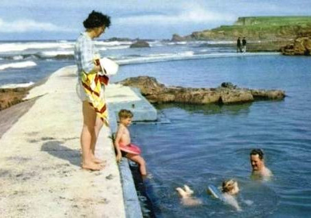 Swimming History Picture of the Week: Bude Sea Pool