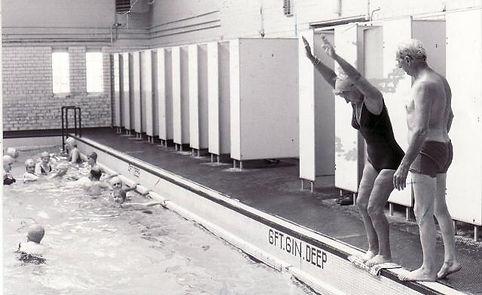 High Street Swimming Baths Bolton