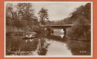 Belper River Bathing Place Swimming History