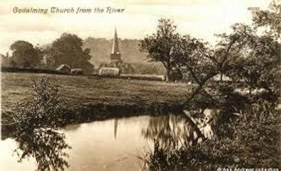 Godalming Swimming History River Wey