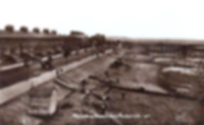 Southchurch Beach and Christian Bathing  Hut Swimming History