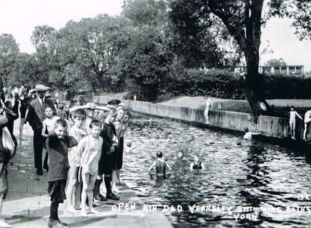 Yearsley Open Air Wild Swimming Baths York