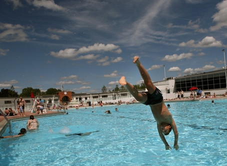 The Rebirth Of Hillingdon Lido