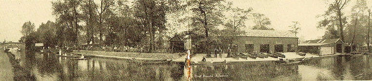 The History of Leicester Aylestone Boathouse