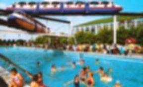 Butlin's Minehead Outdoor Swimming Pool