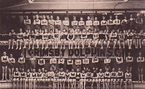 Grimsby Dolphins Swimming Club, pictured at Orwell Street Baths in Grimsby