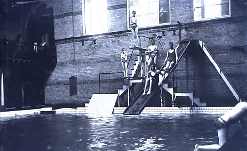Lowestoft Swimming History