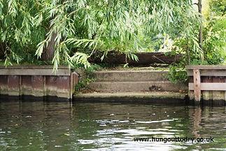 Bath Island Windsor Swimming History