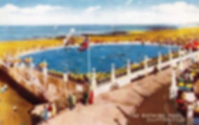 The Cliftonville Lido  Margate Simming History
