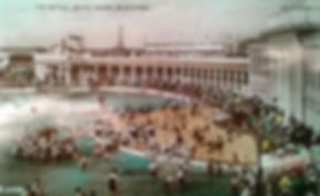 The Baths South Shore BlackPool Swimming History