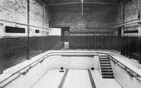 Baths, Red Bank Baths, Swimming Bath, Manchester