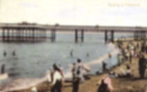 Wild Swimming Sea Bathing Fleetwood Hist