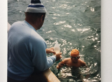 Tom Gregory swam the English Channel aged 11 – and still holds the record 30 years on!