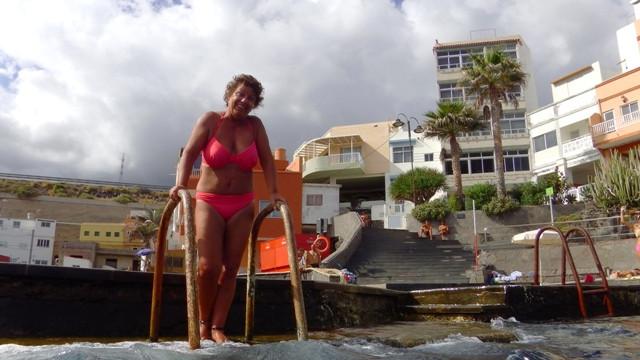 El Tablado Tenerife Swimming