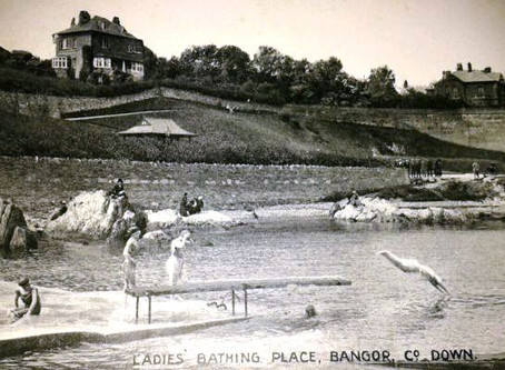 Ladies Bathing Place – Bangor – County Down