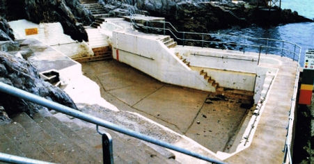 The Ladies Swimming Pool Plymouth Hoe History
