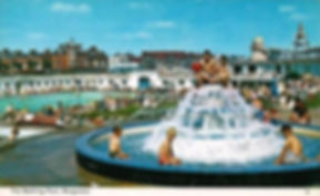 Skegness Bathing Pool and Fountain