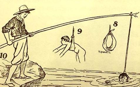 Learn to swim Walton-In-Le-Dale Swimming History