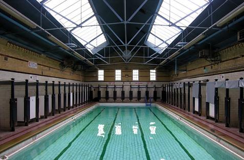 Manningham Baths, Bradford Swimming History