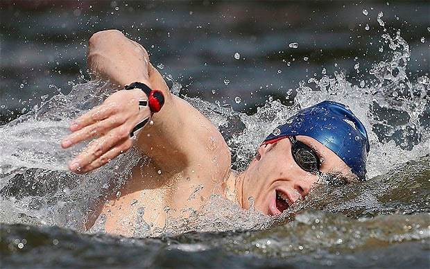 open water swimming the trend of 2015
