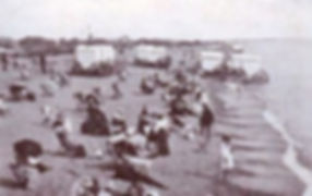 Southsea Beach and Bathing Machines