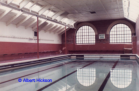 Warrington Public Bats Leigh Street Swimming History