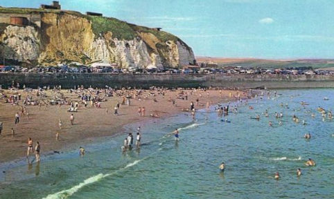 Newhaven beach Swimming History