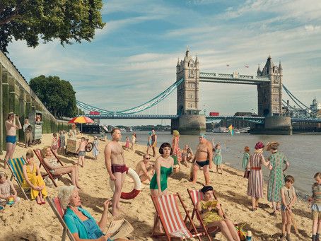 Edwardian Swimming Sensation – Thames Bathing Beach