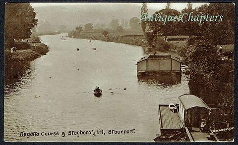 Stourport Bathing Place