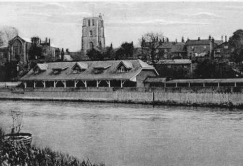 BECCLES. Open Air Lido Swimming History