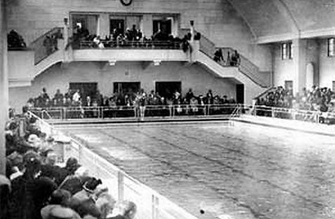 Rochdale Swimming Baths History