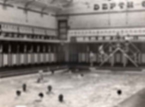 Belper Street Baths Blackburn Swimming History