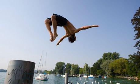 Zurich Wild Swimming