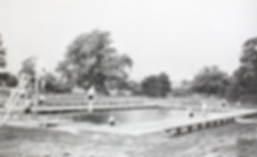 Swimming Pool Lido 1933