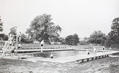 Swimming Pool Lido 1933
