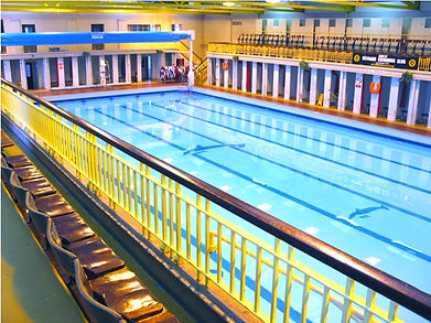 Swimming History Leicester, Cossington Street Swimming Baths