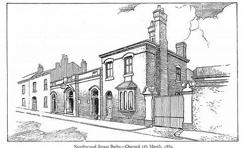 Northwood Street Baths Birmingham Swimming History