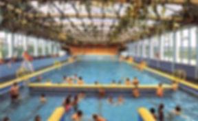 Butlin's Clacton-on-Sea Indoor Heated Pool History
