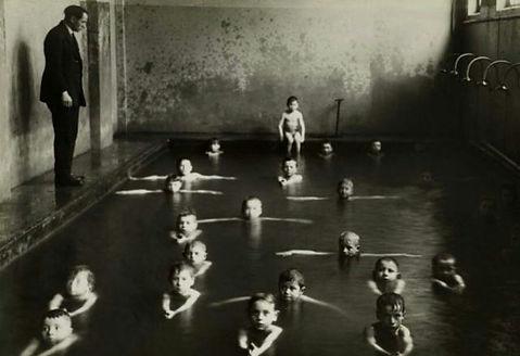 Barne YMCA Swimming Baths History