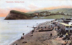 Teignmouth Sea Bathing Beach