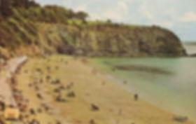 St Austell Beach Wild Swimming History