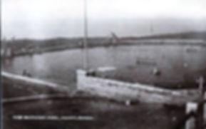 Hartlepool Bathing Pool Swimming History