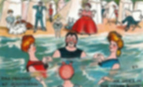Mixed Bathing South-End-On-Sea Swimming History