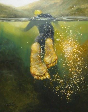 Dawn Pretty – Wild Swimming