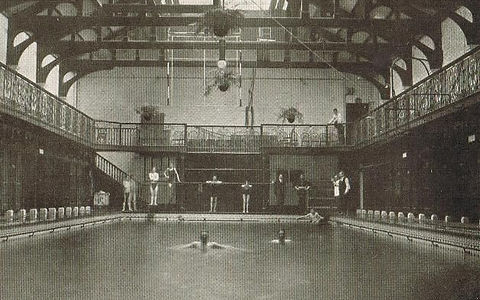 St George's Swimming Baths London London Swimming History