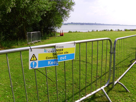 Rutland Water Bathing Beach