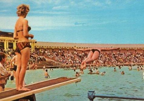 Southport Lido History
