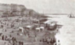 Carlisle Parade - Hastings Beach swimming History